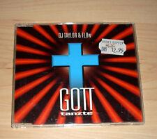 CD Maxi-Single - DJ Taylor & Flow - Gott tanzte