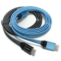 Gold Plated High Speed HDMI to HDMI Cable 6FT 1.4 for HDTV BLURAY PS3 XBOX DVD