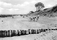 AK, Ostseebad Ahrenshoop, Am Strand, 1979