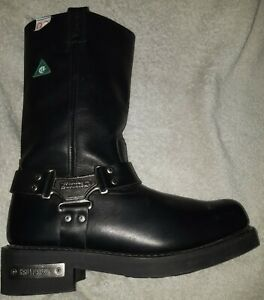 Harley Davidson Safety Stell toe  Boots