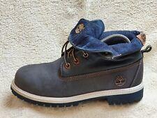 Timberland walking Boots Leather Navy/White UK 5.5 EUR 38.5