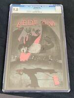 BEDLAM #9 CGC 9.8 NM/M-1st print-Nick Spencer-Ryan Browne-Image Comics