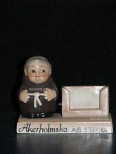 +*A014301_01 Goebel  Archivmuster Friar Tuck KF55 steh. Mönch Behälter f. Kalen.
