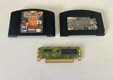 Turok 3: Shadow of Oblivion N64 (Nintendo 64, 2000) Authentic, Cleaned & Working