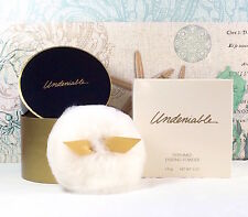 Avon Undeniable Perfumed Dusting Powder Talc ~ net wt 5 oz (Factory Sealed)