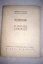 Homenaje a H. Anglada Camarasa: Exposición Nacional de Bellas ...