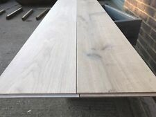 engenieered oak flooring unfinished smooth sanded  220 x 15 x 2000 mm