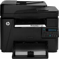 HP Laserjet Pro M225dw Wireless Monochrome Printer - USED