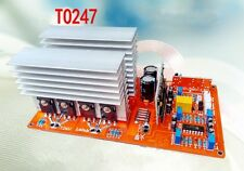 12/24/36/48V 750/1500/2000/3000W Pure Sine Wave Power Frequency Inverter Board