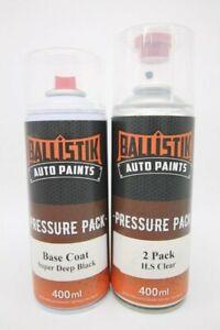 CUSTOM PRESSURE PACK SET 400ML BASE COLOR AND 2K CLEAR