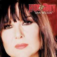 Hope & Glory - Ann Wilson (2007, CD NEUF)