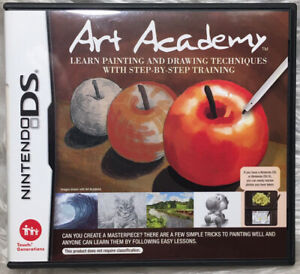 Nintendo DS Game - Art Academy - Complete With Manual