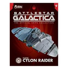 Battlestar Galactica Official Ships #9 Cylon Raider (Tos) Eaglemoss