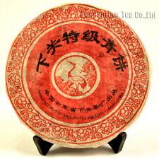 2005 Premium Green Puerh Tea Cake,357g Yunnan Puer,Raw Pu'er,Sheng Pu-er,Gifts