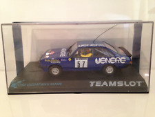 """Team Slot 12702 Ford Escort MKII RS2000. """"Montecarlo 81"""" New Boxed"""