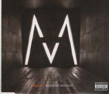 MAROON 5 Makes me wonder 2 TRACK CD  NEW - NOT SEALED