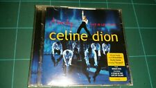 CELINE DION - A NEW DAY... LIVE IN LAS VEGAS (CD+DVD OTTIME CONDIZIONI SONY 2004