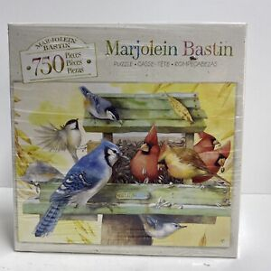 Marjolein Bastin 2003 Quiet Moments 750 Pcs. Puzzle Brand New Factory Sealed