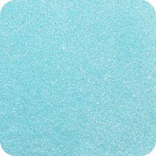 LIGHT BLUE -  Wedding Decorative Sandtastik Coloured Craft Sand - 454g Bag