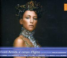 Sara Mingardo, A. Vivaldi - Armida [New CD]