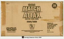 2009-10 Topps Match Attax Trading Card Game Factory Cas (24 packs x 12)-rare