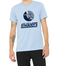 Bay Area Invaders T-Shirt Medium USFL Oakland Invaders