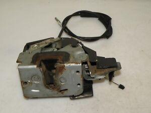 VW FOX 2005 LHD HATCH 3DOOR FRONT RIGHT DOOR LOCK CATCH MECHANISM 5Z3837014B