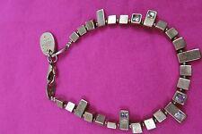 Dyrberg Kern Damenarmband Würfelform Bracelet Verspielt Swarovski Crystal