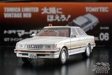 [TOMICA LIMITED VINTAGE NEO TAIYO 06 1/64] TOYOTA MARKII GT TWIN TURBO POLICE