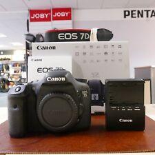 Used Canon EOS 7D MkI DSLR Body (10,649) - 1 YEAR GTEE