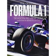 The Official Formula 1 Season Review 2014, Jones, Bruce, New, Hardcover