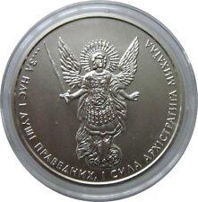 Selten!! 1 Unze Silber Münze Ukraine 1 Griwna 2014, ARCHANGEL MICHAEL
