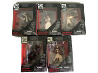 Star Wars Black Series Titanium 40th Anniversary Set Of 5