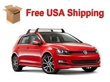 OEM VW Volkswagen GOLF / GTI - Roof Rack BASE CARRIER BARS | FREE SHIPPING 2 DR