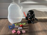 STAR WARS MR POTATO HEAD DARTH VADER TATER PLAYSKOOL COMPLETE 2016 RARE DISNEY