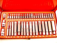 41 Pc Conjunto de bits especial, Spline bits M5. M6. M8. M9. M10. M12. M14. M16 Reino Unido Stock