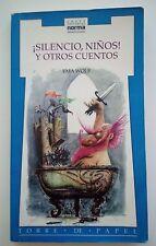 Silencio Niños y otros cuentos - Ema Wolf - 2000