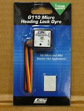 E-flite GYRO Micro Heading Lock G110 11 Gram Helicopter EFLRG110HL Blade New!