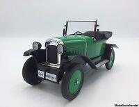 Opel 4 PS Laubfrosch RHD 1922 grün  - 1:18 MCG