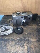 Canon PowerShot G1 Digital Camera 3.3MP Digital Camera