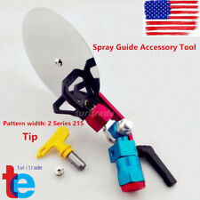 "Universal Spray Guide Accessory Tool For Paint Sprayer 7/8"" US"