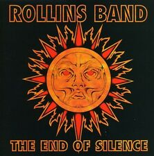 Henry Rollins, Rollins Band - End of Silence [New CD]