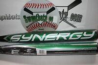 "New Easton Synergy SCN18 TRI ZONE USSSA Softball Bat 26 100mph + 13.5"" barrel"