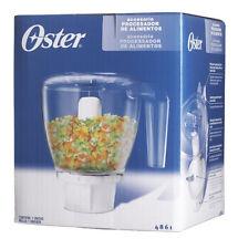 Oster Blender Food Processor Chopper Attachment 3 Cup Capacity 4861 ORIGINAL NEW