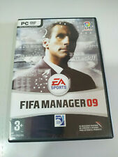 Fifa Manager 09 EA SPORTS - Set para PC Dvd-rom Edition Spain - 3T