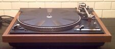 1970's Dual 521 Turntable w/ Empire 1000 Ev, No Needle/Stylus Untested