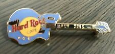 Hard Rock Cafe New York state shaped Electric Guitar Pin