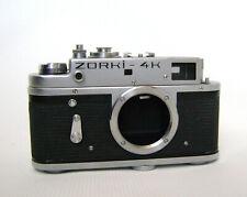 USSR ZORKI-4K KMZ body! SOVIET LEICA rangefinder camera!