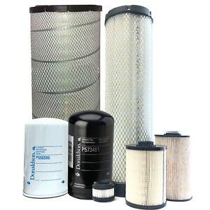 CFKIT Maintenance Filter Kit for CASE CX350B w/-Isuzu Eng.