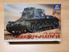 Modellbausatz 1:35 Italeri SdKfz 265 Panzer1B Komandopanzer  NEU